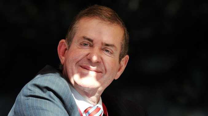 Federal Parliament Speaker and Sunshine Coast MP Peter Slipper.